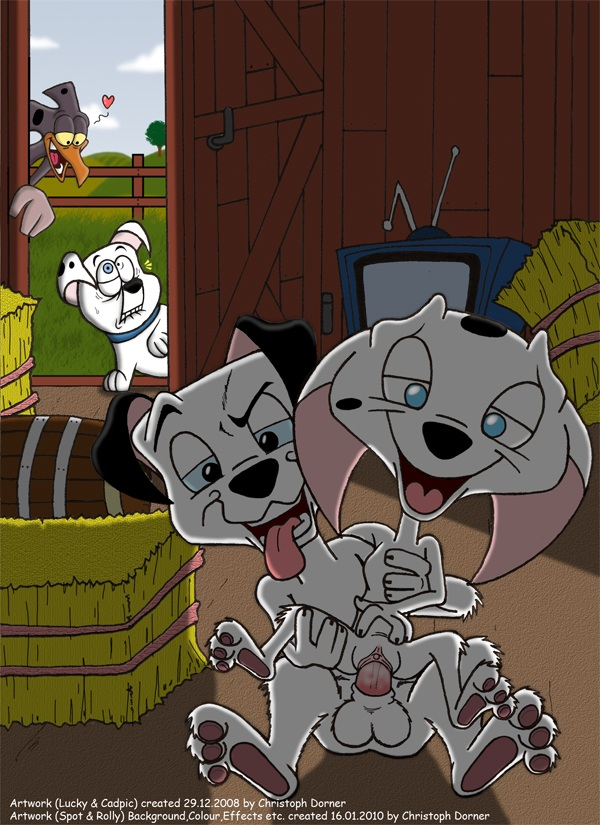 cadpig series 101 dalmatians the Kase trials in tainted space