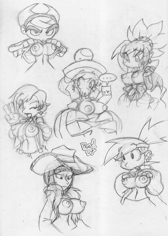 mandy and billy doolin mrs Tales of symphonia