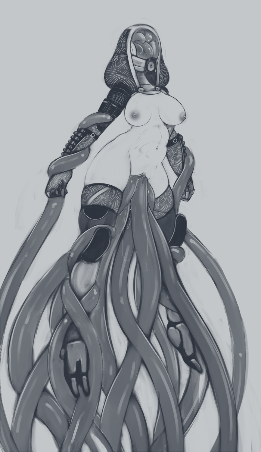 tentacle all through way the hentai Pokemon sun and moon hiker