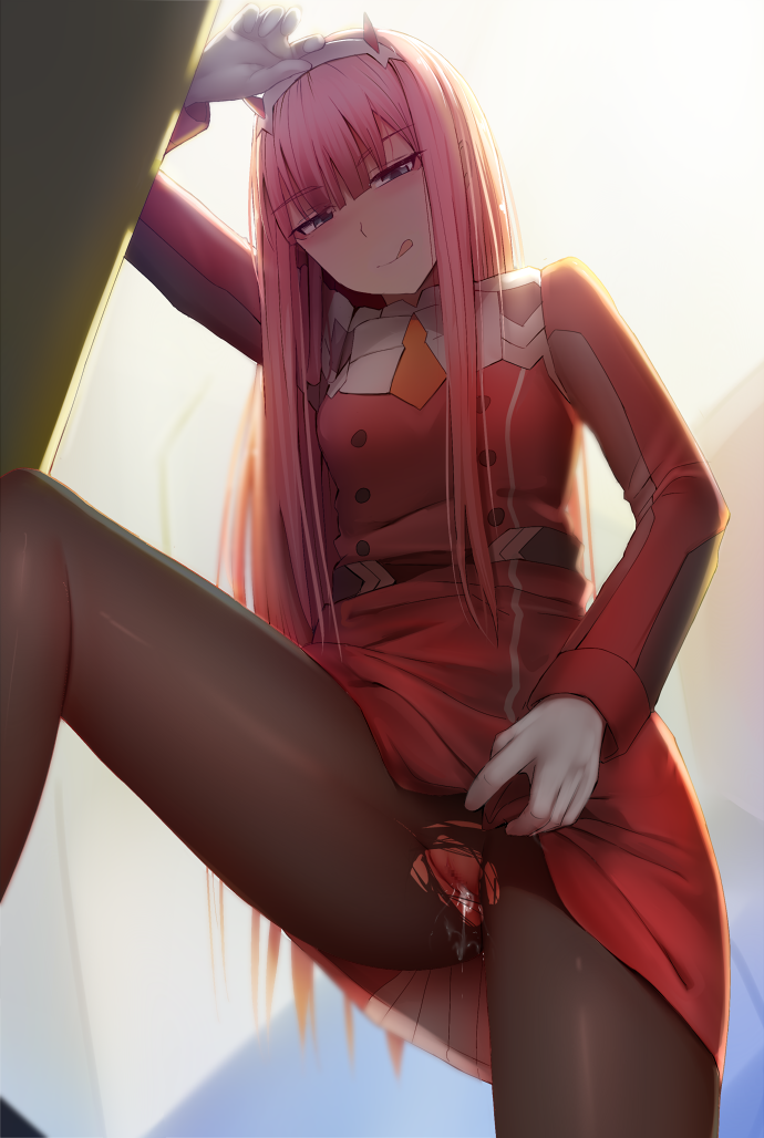 hiro franxx darling in the and 02 Devil may cry female dante