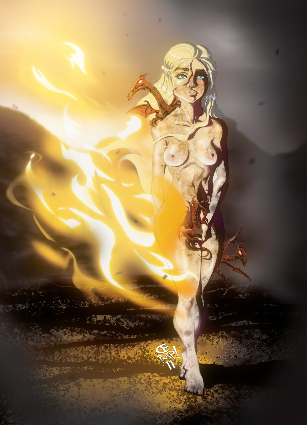 fire of varys a song and ice How old is serena pokemon