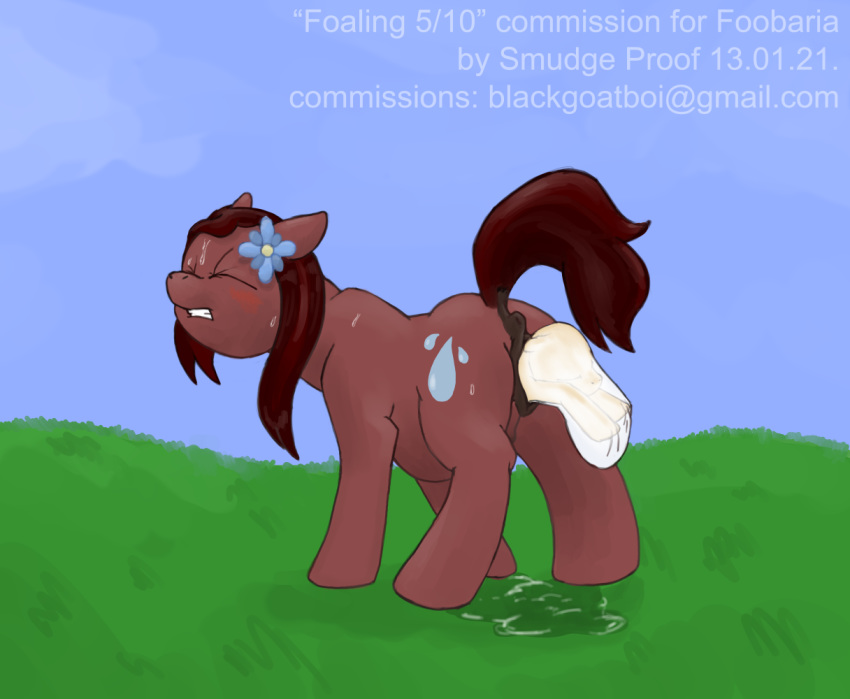 birth little pony my giving Order of the stick elan