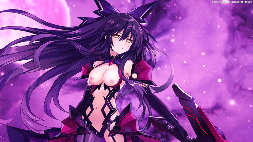 date naked a live tohka How to breed daydream dragon