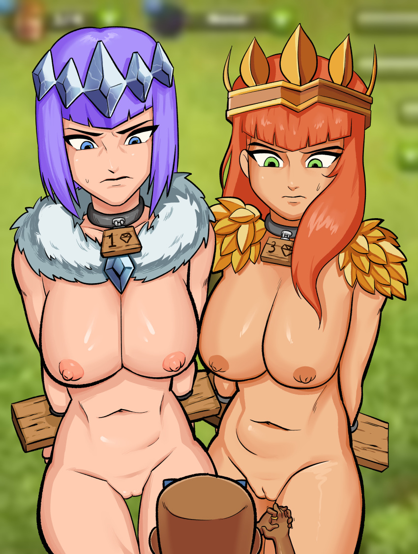 archer porn of clash clans Dog knot in pussy gif