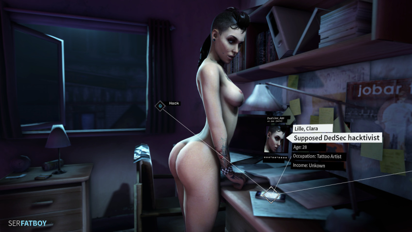 watch 2 dogs wrench tattoos Highschool of the dead uncensored
