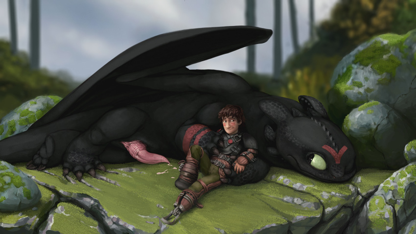 hiccup fanfiction a becomes night fury Kirby right back at ya marx