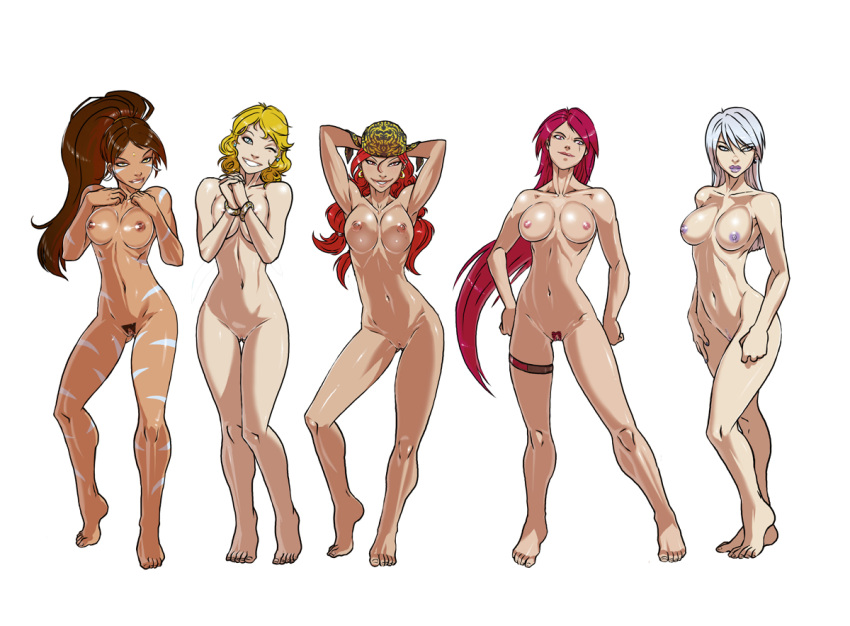 legends nude league of ahri Trials in tainted space kase