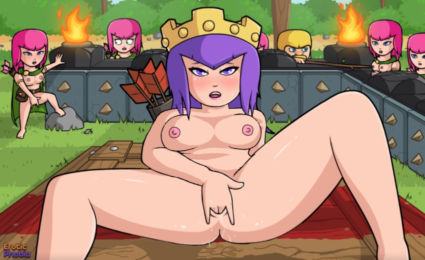 of porn valkyrie clash clans Devil may cry trish nude